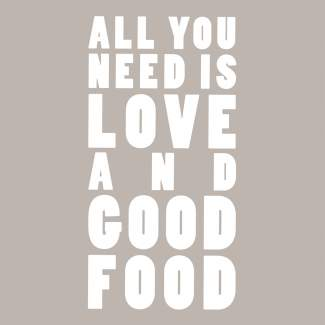 "Papierservietten ""All you need"""