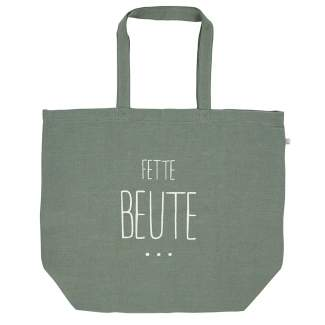 "Shopper ""Fette Beute"""