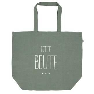 """Shopper """"Fette Beute"""""""