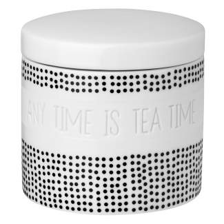 "Teedose ""Anytime is teatime"""