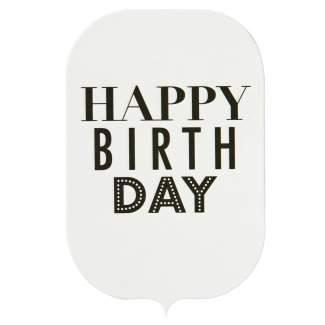 """Geschenkbriefchen """"Happy Birthday"""""""