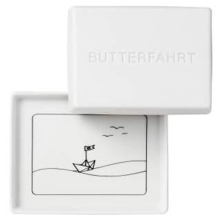 """Butterdose """"Butterfahrt"""""""