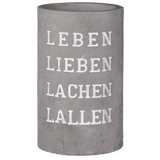 "Weinkühler ""Leben Lieben Lachen"""