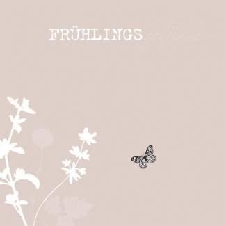 "Servietten ""Frühlingsgefühle"""