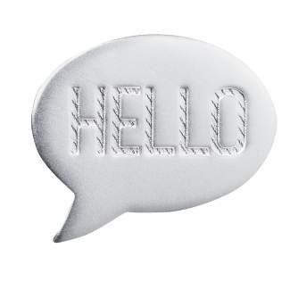 """Minibrosche """"Hello"""""""