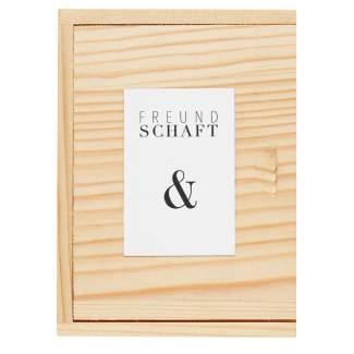 """kleines Buch """"Freundschaft"""""""