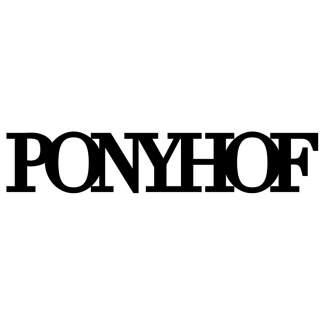 """Wortgut """"Ponyhof"""""""