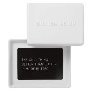 "Butterdose ""Butter me up"""