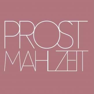 """Serviette """"Prost Mahlzeit"""""""