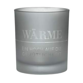 "Lichtglas ""Wärme"""