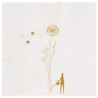 """Serviette """"Blumen"""""""