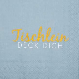 """Servietten """"Tischlein deck dich"""""""