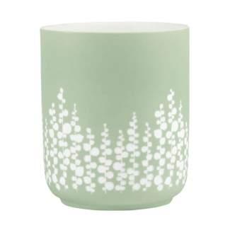 """Blattwerk Porzellanlicht """"Blumen"""""""