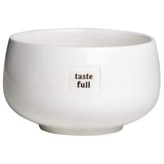 """Liebhaberstücke. Schale """"tastefull"""""""