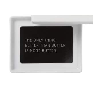"""Butterdose Butter me Up """"Ersatz- Unterteil groß"""""""