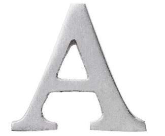 """Aluminium Buchstabe """"A"""""""