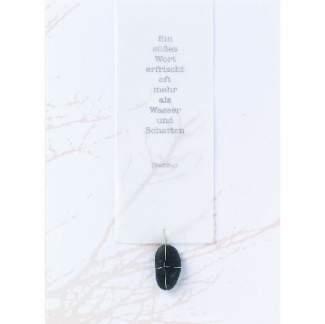 """Zen Karte """"Ein süßes Wort"""""""