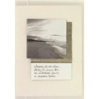 """Foto Zen Trauerkarte """"Menschen die wir lieben..."""""""