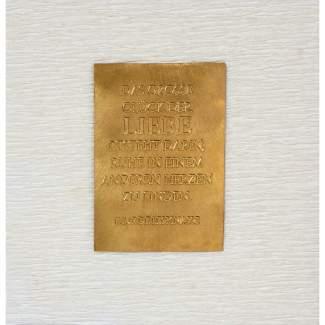 """Hochzeitskarte """"Das große Glück..."""""""