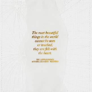 "Traumkarte ""The most beautiful..."""