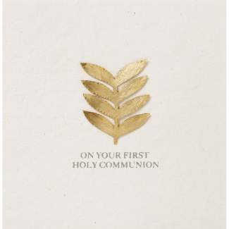 "Festtagskarte ""Holy Communion"""