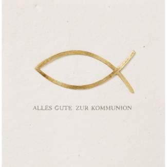 """Festtagskarte """"Kommunion"""""""