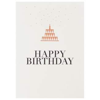 """Kleiner Gruß """"Happy Birthday"""""""