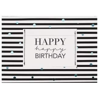 """Geschenkkarte """"Happy happy Birthday"""""""