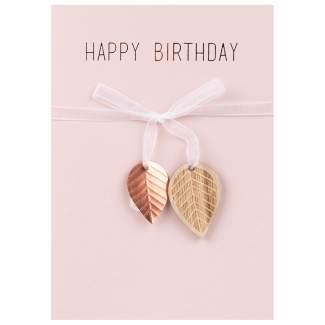 "Wunschkarte ""Happy Birthday"""