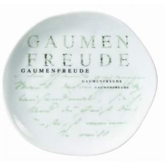 """Poesie et Table Teller """"Gaumenfreude"""""""