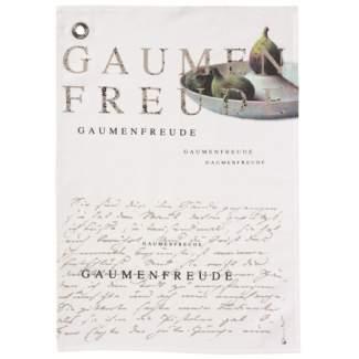 """Poesie et Table Küchentuch """"Gaumenfreude"""""""