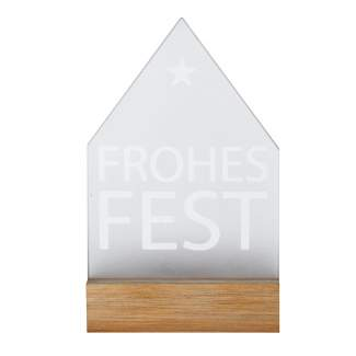 "Glastraum ""Frohes Fest"""