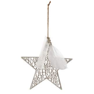 "Silberstern ""Merry Christmas"""