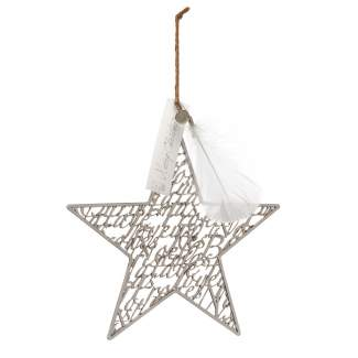 "Silberstern XL ""Merry Christmas"""