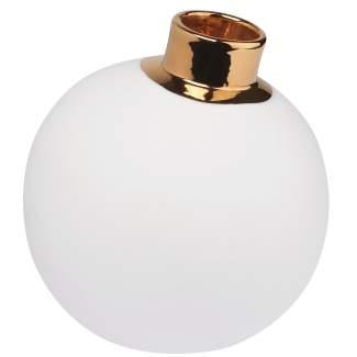 "Schneeball Vase ""groß"""