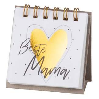 """Kleine Botschaft """"Beste Mama"""""""