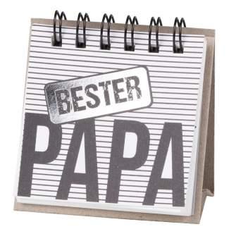 """Kleine Botschaft """"Bester Papa"""""""