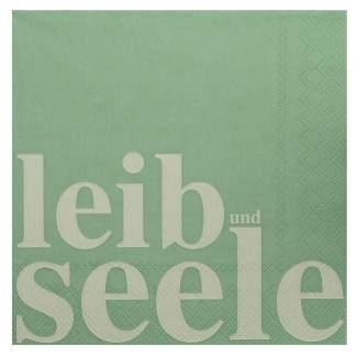 """Servietten """"Leib und Seele"""""""