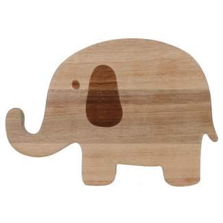 "Kids. Holzbrettchen ""Elefant"""