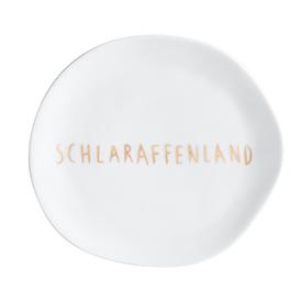 """Mix & Match. Teller klein """"Schlaraffenland"""""""