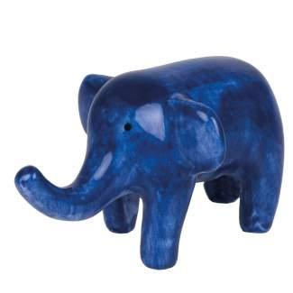 """Tintenblau. Glückstier """"Elefant"""""""