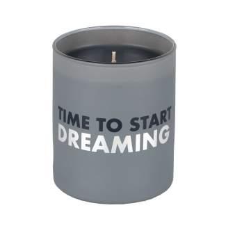 """Raum und Zeit. Duftkerze """"Time to start dreaming"""""""