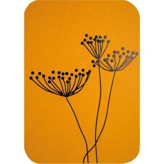 "Traumpostkarte ""Blüten"""