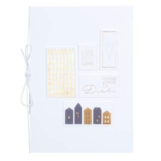 """Galeriekarte """"Herzenswünsche für dich"""""""
