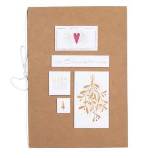 "Galeriekarte ""Merry Christmas"""