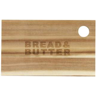 "Frühstücksbrett ""Bread & Butter"""