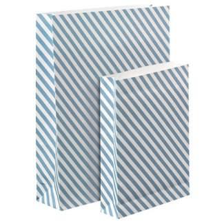 "Geschenktüte ""Blau 2er Set"""