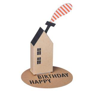 "HAUSpost ""Happy Birthday"""