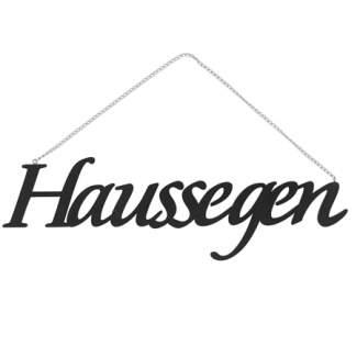 "Wandobjekt ""Haussegen"""