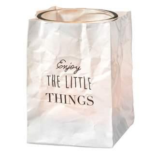 "Mini. Poesielicht ""Enjoy the little things"""